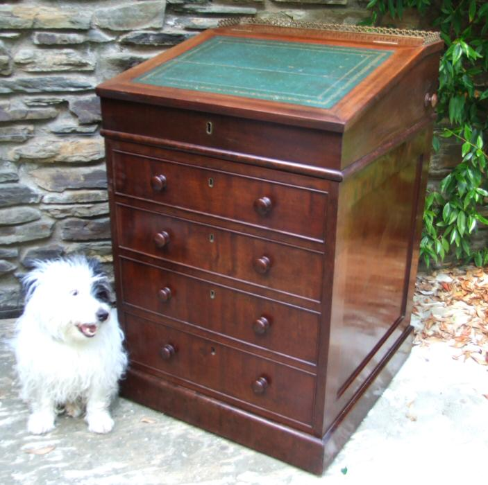 Georgian Davenport Desk
