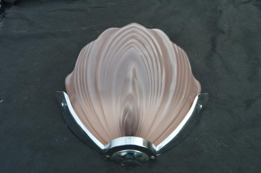 Art Deco Petal Wall Lights
