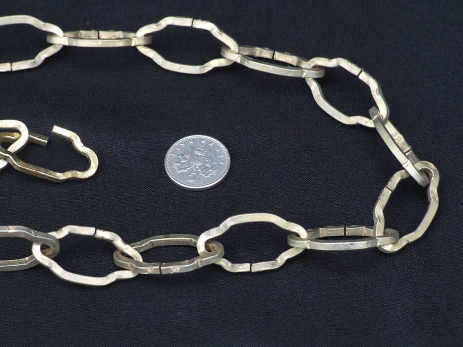 New Solid Brass Gothic Revival Chain